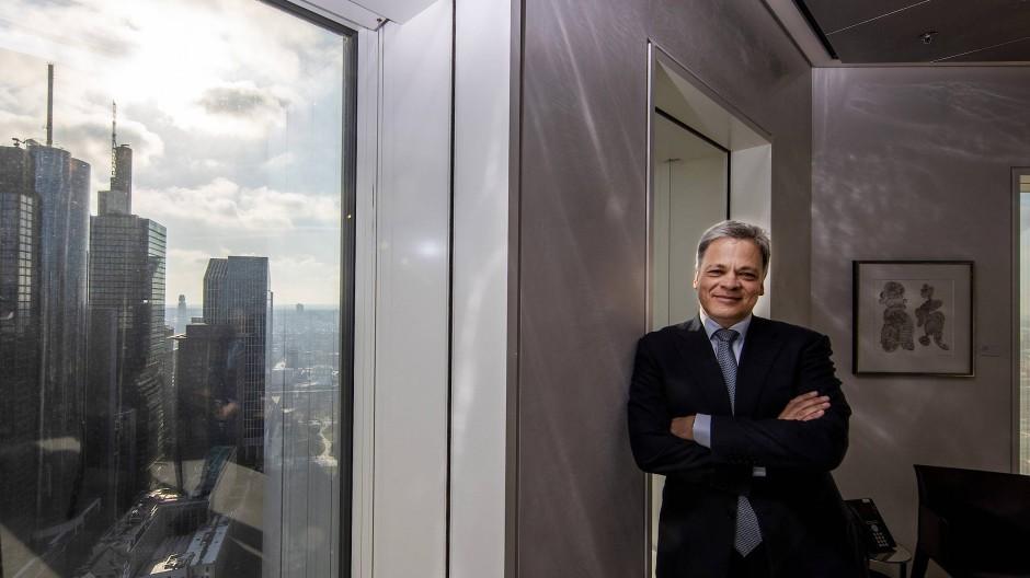 Manfred Knof soll neuer Chef der Commerzbank werden