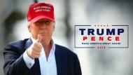 Der Wahlkampfspot von Donald Trump