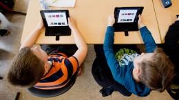 Achtklässler haben bei der Digitalkompetenz nichts dazugelernt