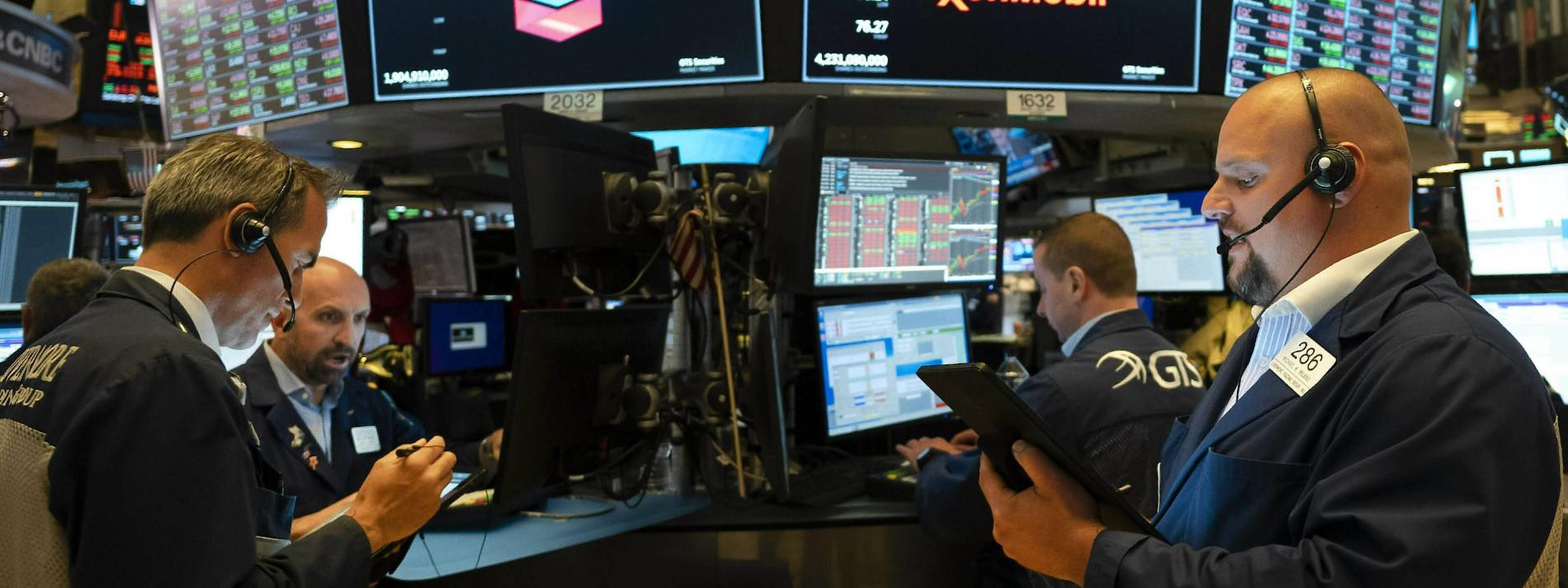 Dow Jones knackt erstmals historische Marke