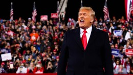 Trump sieht sich weiter als Sieger