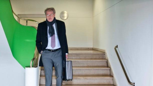 Verfassungsschutzpräsident Boos tritt zurück