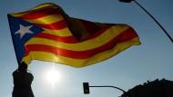 Massen demonstrieren für Unabhängigkeit Kataloniens