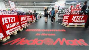 Ceconomy-Aktie abermals unter Druck