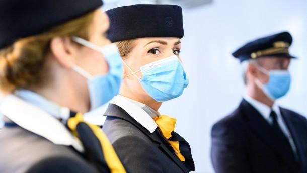 Lufthansa will Impfungen für alle Crews