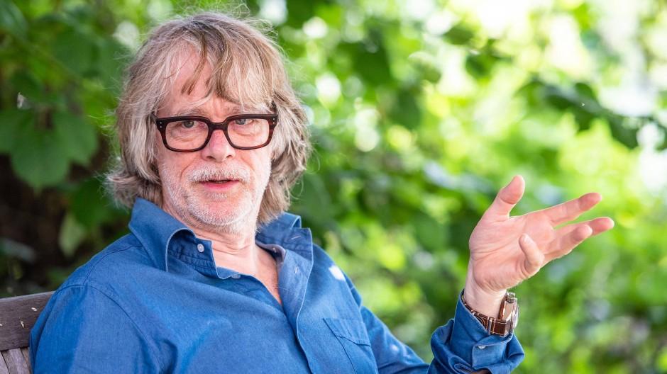 """Helge Schneider: """"Ich will kein Scheiß-Konzert geben."""" (Archivbild)"""
