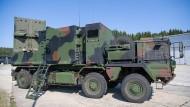 Das Artillerieortungsradar Cobra (Counter Battery Radar)