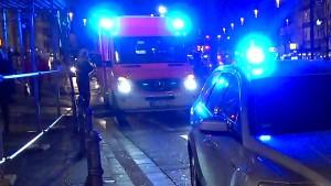 Krankenwagen in Mainz beschossen – Sanitäter leicht verletzt