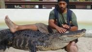 Alligatoren-Wrestler haben Nachwuchsprobleme