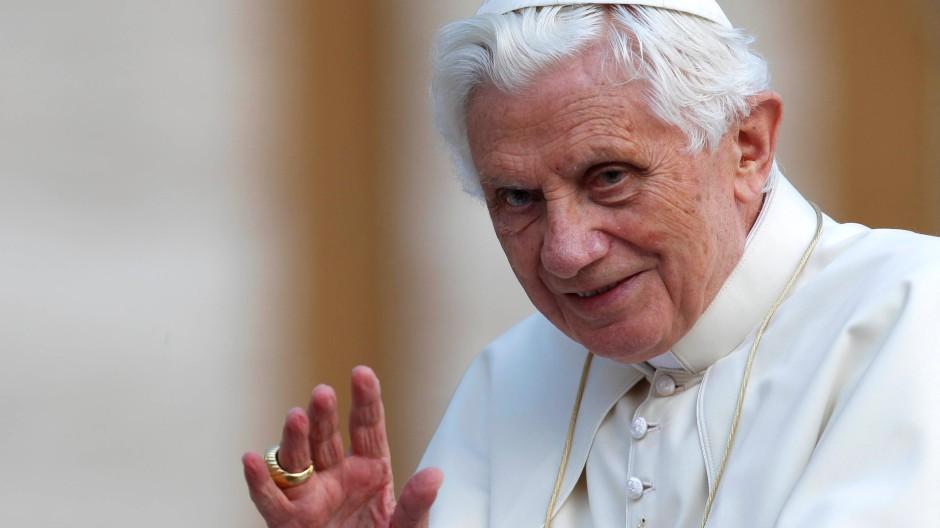 Die wohl schwersten Wochen seiner Amtszeit: Papst Benedikt XVI.