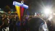 5000 Menschen protestieren gegen Asylpolitik