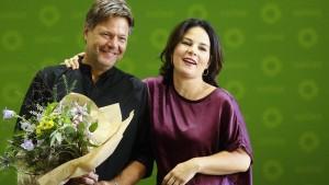 Der schwierige Abschied von den Grünen als kleiner Partei