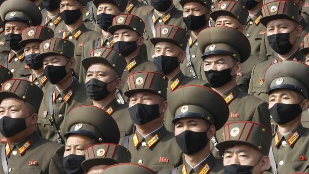 Ist Nordkorea doch nicht Corona-frei?