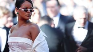 Rihanna hat nun mehr Vermögen als Madonna