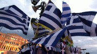 Bald muss Griechenland wieder zahlen