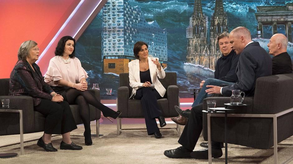 TV-Kritik zu Maischberger: Xavier und der Klimawandel
