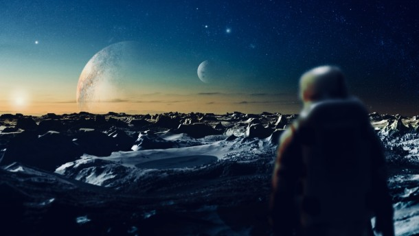 Flucht ins Weltall: Wenn Menschen einen neuen Planeten suchen