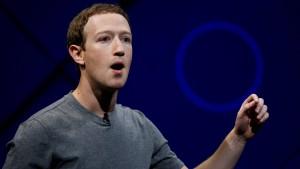 Amerikanischer Senat bestellt Facebook-Chef Zuckerberg ein