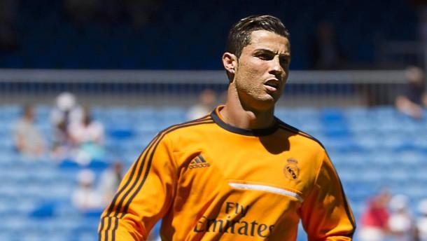 Neue Sorgen um Ronaldo