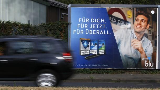 """""""Das Werbeverbot nutzt den Tabakkonzernen"""""""