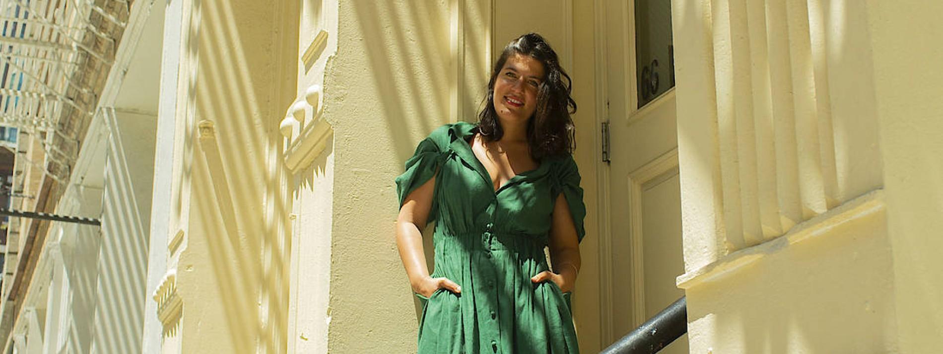 Die Frau, die Kleiderordnungen überwindet