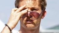 """Analytiker Rosberg: """"Ich muss schauen, dass ich eine gute Leistung bringe."""""""