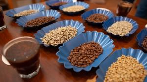 Guter Kaffee schmeckt auch kalt