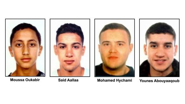 Polizei sucht vier junge Tatverdächtige