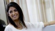 Kandidatin der Beppe-Grillo-Partei siegt in Rom