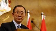 Wer soll die Vereinten Nationen führen?
