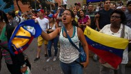 Tote bei symbolischem Anti-Maduro-Referendum