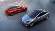 Tesla macht wieder Verlust