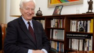 Richard von Weizsäcker (Aufnahme vom März 2005)