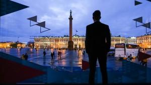 Wie sich Russland mit deutschen Intellektuellen schmückt