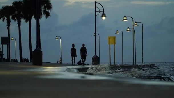 "Bundesstaat Louisiana wappnet sich gegen Hurrikan ""Ida"""