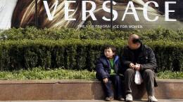 Ein T-Shirt von Versace sorgt in China für Ärger