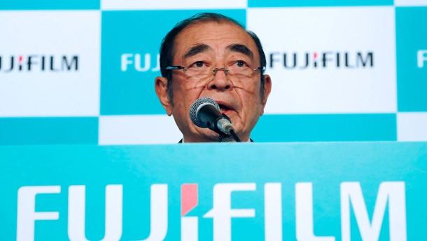 Xerox kündigt Verkauf an Fujifilm auf