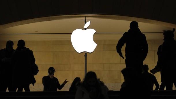 Apples Probleme heißen iPhone und China
