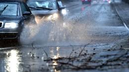 Es wird stürmisch in weiten Teilen Deutschlands