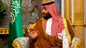 """Saudischer Kronprinz übernimmt """"volle Verantwortung"""" im Fall Khashoggi"""