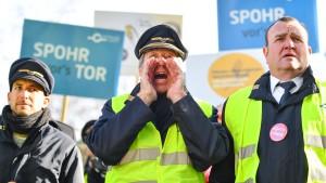 Wer darf streiken?