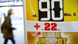 Eurojackpot geht auch nach Deutschland