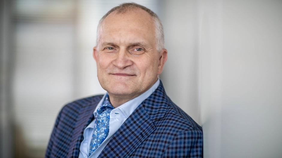 Christoph Schmidt, Vorsitzender der Wirtschaftsweisen, des Sachverständigenrates zur Begutachtung der gesamtwirtschaftlichen Entwicklung