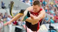 Die IAAF-Regeln sind kein Rückschlag für uns