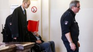 Der angeklagte Bruno D. am Donnerstag im Gerichtssaal