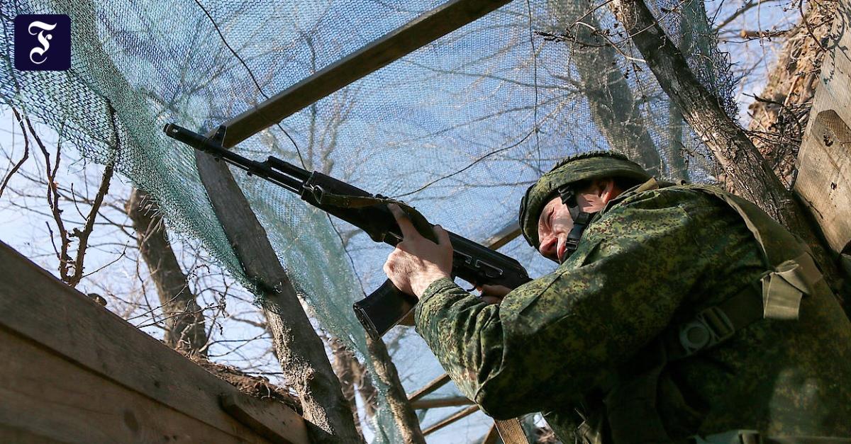 Ukraine alarmiert: Russlands Truppenbewegungen machen Nato Sorgen