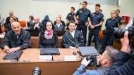 Vor der Urteilsverkündung: Hauptangeklagte Beate Zschäpe
