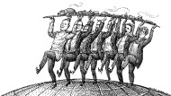 Lieber sieben Samurai  als sieben Schwaben