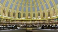 Kopf-Freiheit: Der Lesesaal der British Museum Library