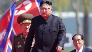 Nordkorea ist offen für Gespräche mit Amerika